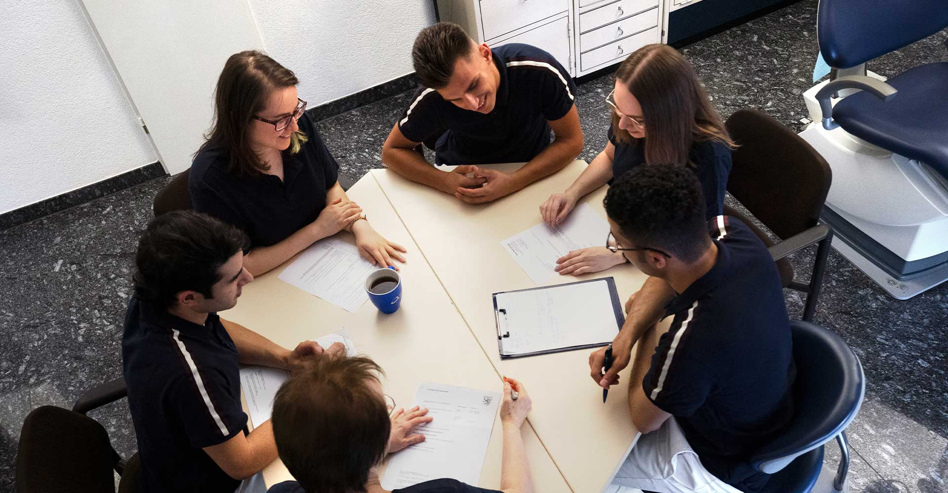 Teamfortbildung IEC